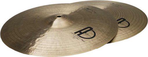 "jazz cymbals Special Jazz Hi hat 1 510x198 - AGEAN Cymbals 12"" Special Jazz Hi-Hat"