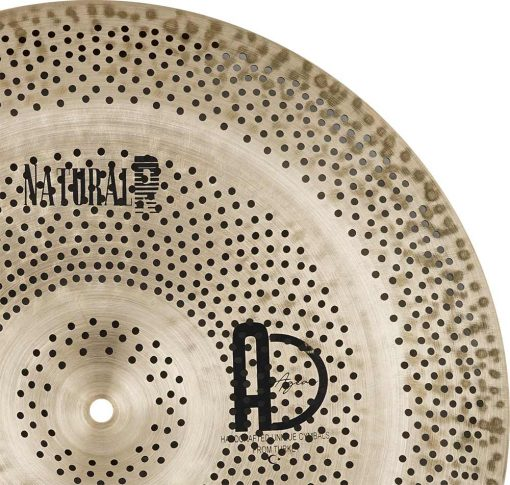 """low volume cymbals Natural R China 1 510x485 - AGEAN Cymbals 18"""" Natural R Low Noise China"""