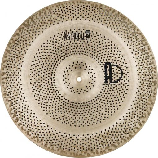 """low volume cymbals Natural R China 3 510x509 - AGEAN Cymbals 18"""" Natural R Low Noise China"""
