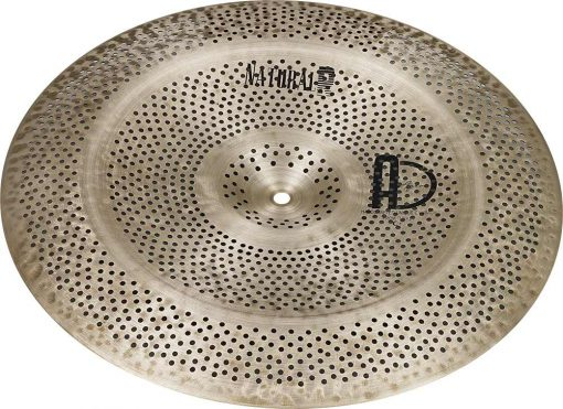 """low volume cymbals Natural R China 5 510x371 - AGEAN Cymbals 18"""" Natural R Low Noise China"""