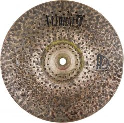 "low volume cymbals Natural R Splash 2 247x244 - AGEAN Cymbals 10"" Natural R Low Noise Splash"