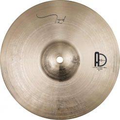 "splash cymbals Turkish istanbul Legend 1 247x247 - AGEAN Cymbals 10"" Legend Splash"