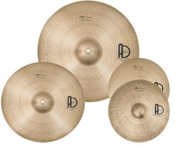 "turkish special Jazz Set 247x210 - Agean Cymbals  SPECIAL JAZZ SET - 20"" Ride, 16"" Crash, 14"" Hi-Hat"