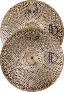 "types of drum cymbals Natural R Hi hat 2 247x352 - AGEAN Cymbals 13"" Natural R Low Noise Hi-Hat"