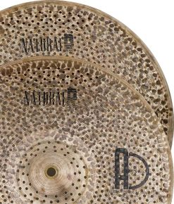 "types of drum cymbals Natural R Hi hat 3 247x290 - AGEAN Cymbals 13"" Natural R Low Noise Hi-Hat"