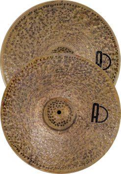 """zyn cymbals Natural Hi Hat 5 247x353 - AGEAN Cymbals 12"""" Natural Hi-Hat"""