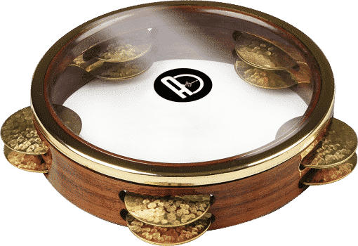 10 510x350 - Agean Pro Tunable Riq With Hand Hammered Bells And Rim - 22 Cm