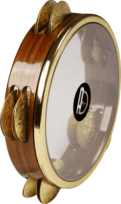 11 247x415 - Agean Pro Tunable Riq With Hand Hammered Bells And Rim - 23