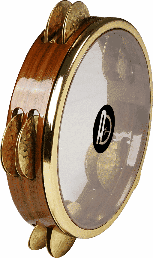 11 510x857 - Agean Pro Tunable Riq With Hand Hammered Bells And Rim - 22 Cm