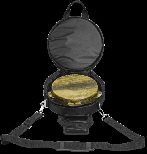 DSC04044 510x534 - Agean Pro Tunable Riq With Fish Skin And Plain Bells - 22 Cm