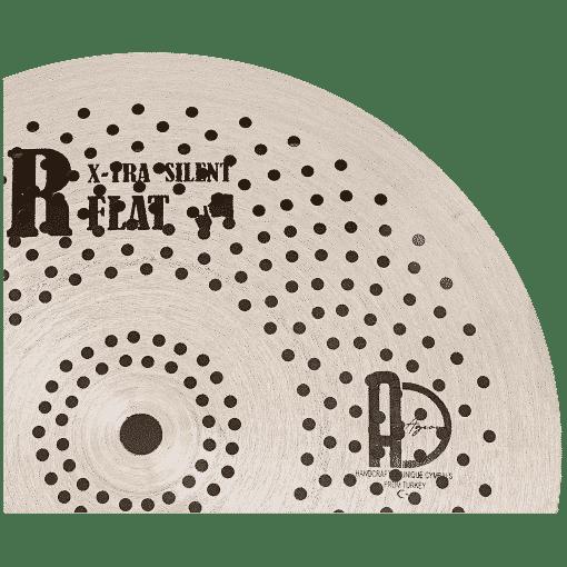 "3 1 1 510x510 - Agean Cymbals 10"" Flat R Low Noise Splash"