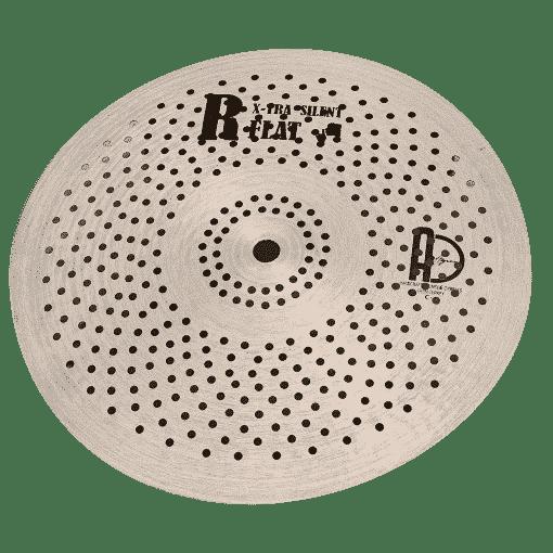 "3 4 1 510x510 - Agean Cymbals 10"" Flat R Low Noise Splash"