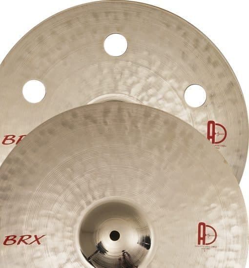 """Brx Hi hat 4 kopyasi 510x549 - Agean Cymbals 13"""" Brx Hi-hat"""