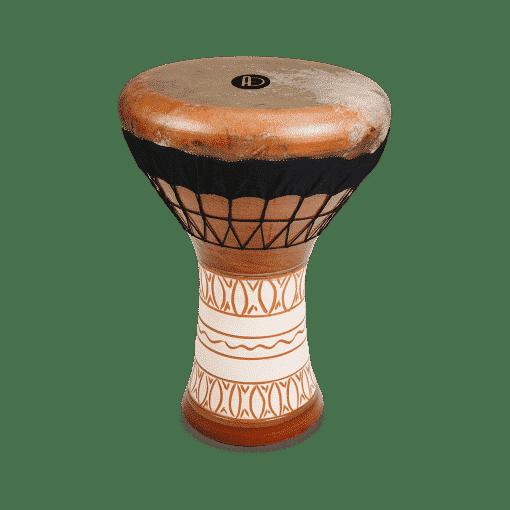 DSC03664 copy 510x510 - Agean Percussion Hittite Series Clay Bass Darbuka