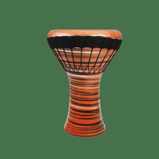 DSC03674 copy 510x510 - Agean Percussion Gobeklitepe Series Clay Bass Darbuka