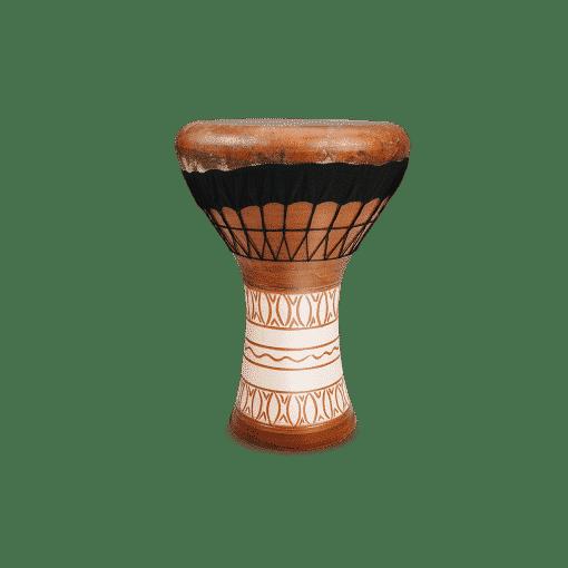DSC03676 copy 510x510 - Agean Percussion Hittite Series Clay Bass Darbuka