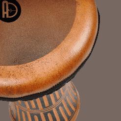 DSC03683 247x247 - Agean Percussion Trojan Series Clay Solo Darbuka