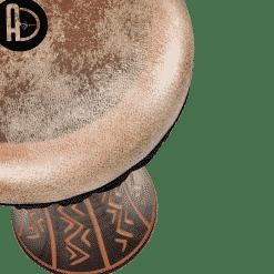 DSC03684 247x247 - Agean Percussion Lydia Series Clay Solo Darbuka