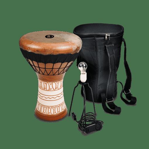 DSC03699 copy 510x510 - Agean Percussion Hittite Series Clay Bass Darbuka